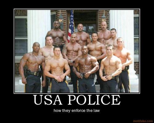 Police and Marijuana