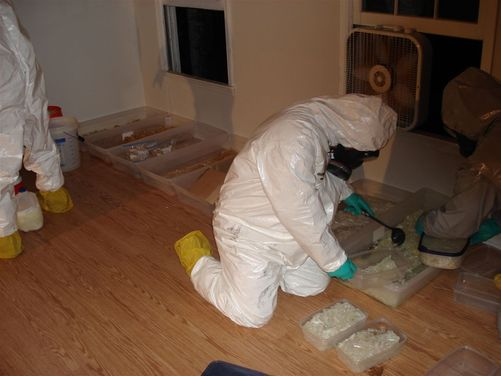 Drug War Contractors